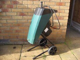 Garden Shredder – Not working properly.