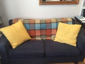 3 and 2 seater sofa - free to collect