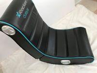 X-ROCKER CURVE GAMING SEAT / CHAIR