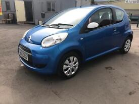 Citroen C1 , low mileage's, £20 road tax per year, new mot and one year road tax encloding