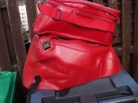 ducati tank cover and bag