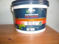 Fire Cement - 5KG Tub