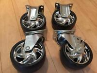 Mac tools limited edition wheels £5! Not snapon snap-on tools