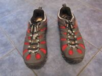 Size 15 Merrell Continuum Men's Hiking Shoes