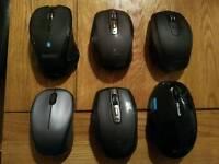 Logitech mouse/keyboard choice