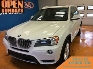 2013 BMW X3 xDrive28i! AWD!POWER HEATED SEATS!