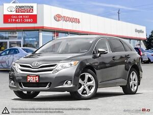 2013 Toyota Venza One Owner, No Accidents, Toyota Serviced
