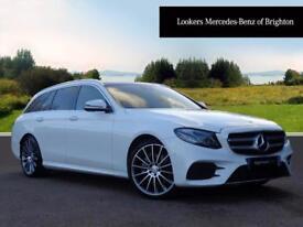 Mercedes-Benz E Class E 220 D AMG LINE PREMIUM PLUS (white) 2016-12-14