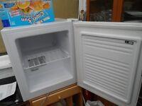 argos table top small freezer colour white