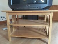 Coffee table/ TV stand (occasional table)
