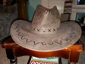 Stunning Western Style Hat in Excellent Condition
