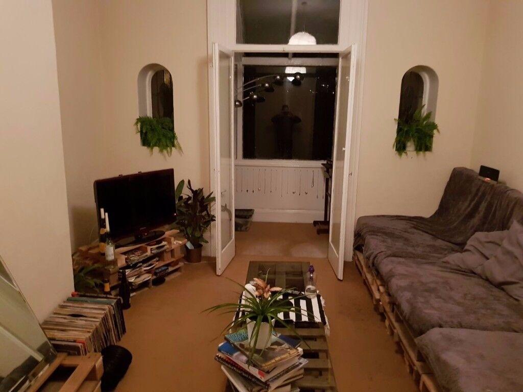 Spacious room in spacious flat, Brighton/Preston Park - £650 pcm