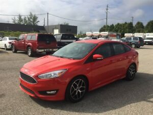 2016 Ford Focus SE CLEAN CAR PROOF MUST SEE
