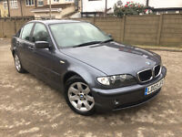 BMW E46 318i SE Saloon 2.0ltr Petrol Manual Face Lift Model