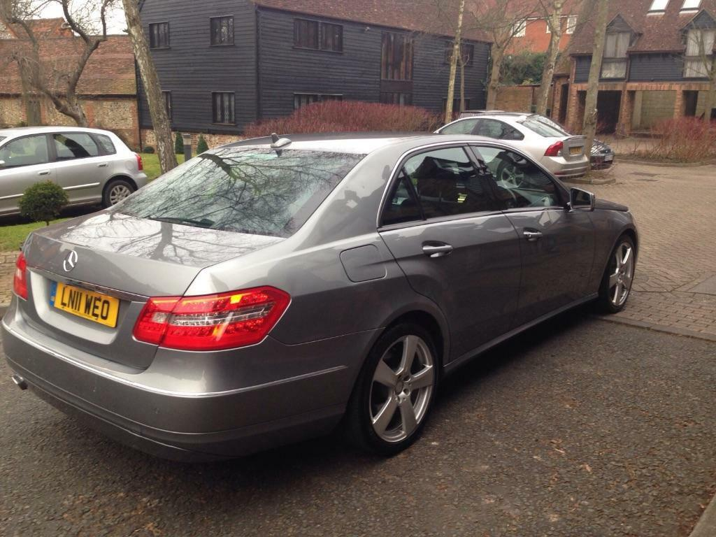 mercedes e220 cdi sport 2011 in high wycombe buckinghamshire gumtree. Black Bedroom Furniture Sets. Home Design Ideas