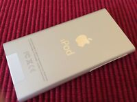 Latest NEW iPod nano 16GB with Apple warranty