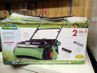 Florabest 2 in 1 Electric/Aerator (Buyer collects)