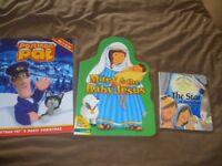 3 x Christmas books