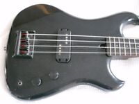 Westone Spectrum DX electric bass guitar - Matsumoku, Japan - '80s - Black