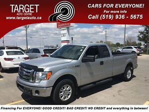 2011 Ford F-150 XLT, EcoBoost, 8-Foot Box, Runs Great, Very Clea