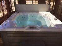hot spring envoy hot tub
