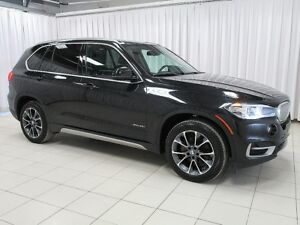 2018 BMW X5 35i x-DRIVE w/ HEAD UP DISPLAY, HEATED FRONT & REA