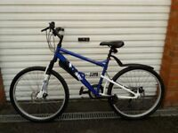 Just been serviced. Very good condition! 26inch ladies bicycle.