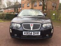 ROVER 75 DIESEL AUTO ** SAT NAV ** LEATHER ** LOW MILEAGE