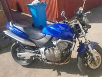 Honda hornet cb600