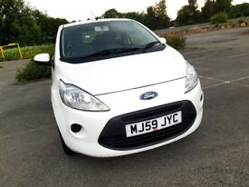 FORD KA 1.2 Style Hpi clear with warranty