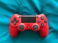 Ps4 red v2 controller £32