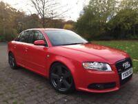 4x4 2006 Audi A4 2.0 Turbo QUATTRO 200 Bhp Sline Bose Sound system* 6 cd change