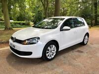 VW Golf 1.6 tdi Match DSG Auto 2012