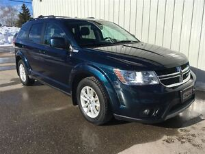 2013 Dodge Journey SXT | CLOTH BUCKET SEATS | ACCIDENT FREE |