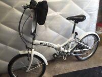 New Ladies Folding Bike