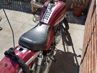 Lexmoto arizona 125 parts