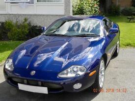 2001 Jaguar 4.0 V8 Supercharged XKR only 54,000 miles Fantastic condition
