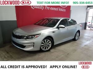 2016 Kia Optima LX - BLUETOOTH, REARVIEW CAMERA, HEATED SEATS