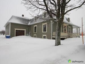 219 000$ - Maison 2 étages à vendre à L'Islet