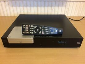 JBL CS3 DVD 5.1 HDMI Home Cinema Receiver, 2 USB Ports, AUX/Digital Radio etc, Full Working.