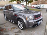 Supercharged Range Rover Sport HSTA LTD,FSH,stunning looking Range Rover,loads of factory extras