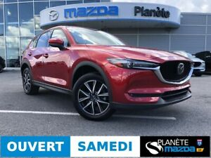 2018 Mazda CX-5 AWD GT AUTO TECH TOIT CUIR MAGS NAV HITCH