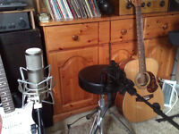 Session Guitarist Available