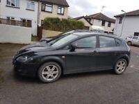 Seat Leon 1.6TDI Ecomotive 150bhp, AC, CC,TC,ABS, £0 tax