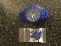 Toy watch 100% genuine £35