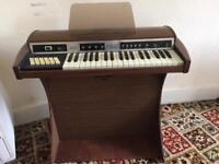 SOLD - Tivoli 18R EKO Organ / Keyboard
