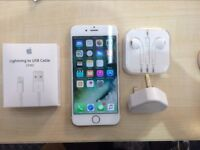 IPHONE 6 GOLD/ VISIIT MY SHOP. / UNLOCKED / 16 GB/ GRADE B / WARANTY + RECEIPT