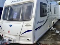2010 Bailey Pageant Sancere (Fixed Bed, Full End Washroom)