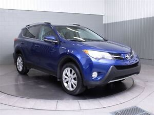 2014 Toyota RAV4 LIMITED AWD MAGS TOIT CUIR NAVIGATION West Island Greater Montréal image 3