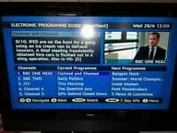 Goodman's hdready tv